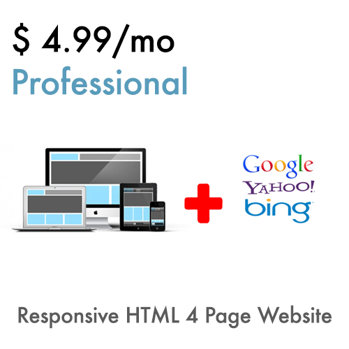 Shop Professional Package