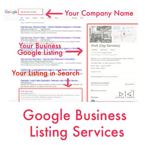 google-business-listing-services